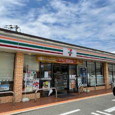 セブンイレブン 朝倉中央店