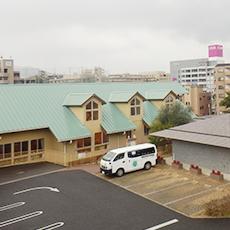 笹丘カトリック幼稚園の外観