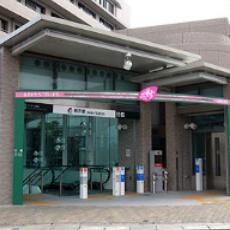 七隈線野芥駅の外観