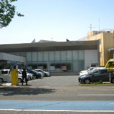 福岡銀行 荒江店の外観