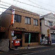 荒江郵便局の外観